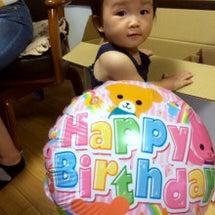 1歳おめでとう