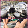 兵庫県城崎温泉 着い…