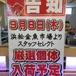 【金魚】告知っ!!