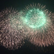 花火を見ながらのフレ…