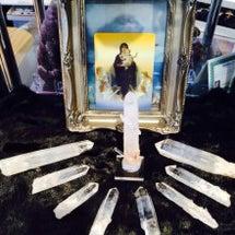 天使の吐息水晶