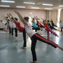 奈良国際バレエの合宿…