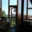 眺めのいいカフェへ。
