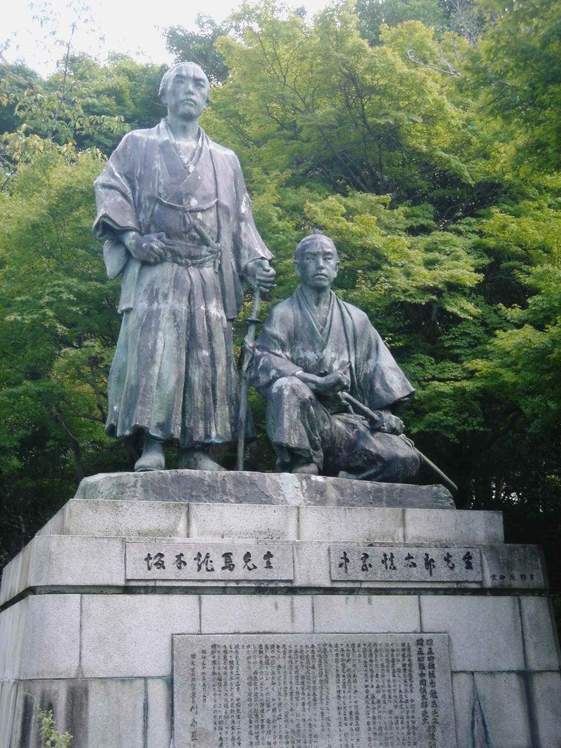 坂本龍馬と中岡慎太郎