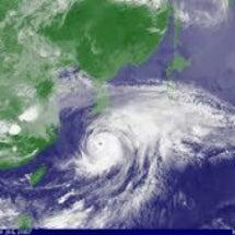 台風と身体の関係