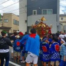 松本町会 本祭り(^…