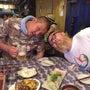 天王寺で飲みました!