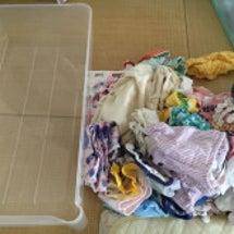 子ども服の整理