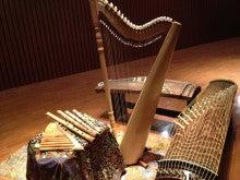 木星音楽団の楽器たち