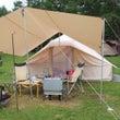 のんびり休憩キャンプ