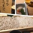 銀座の蕎麦屋