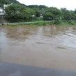 台風で大荒れ