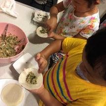 子供たちとお料理