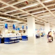 IKEAでベビーグッ…