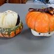 ベレー帽かぼちゃ