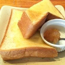 ROUND CAFE:バタートースト