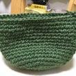 編み物始めました!