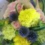 花のバトンリレー