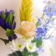 今日のサロンの花はこ…