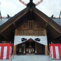 今日から「富良野神社…
