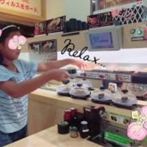 くら寿司(*☻-☻*…