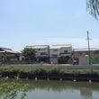 柳川の住宅。基礎工事…