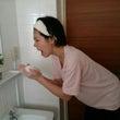 洗顔のときにもご用心