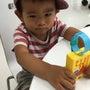 2歳2ヶ月さんの師匠…