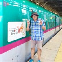 初北海道新幹線♪