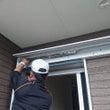 玄関引き戸の調整
