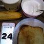 24日の食事朝写真