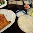 鰻屋さん 渋谷松川