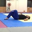 今日の練習(柔術)