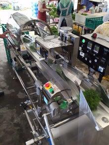 野菜包装機