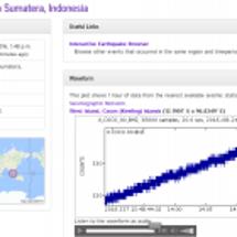 インドネシア沖でM5…