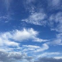 ⭐︎秋に向かう 空は…