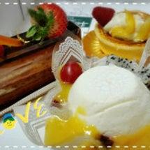 お土産cake★
