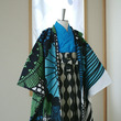 マリメッコで羽織袴 …