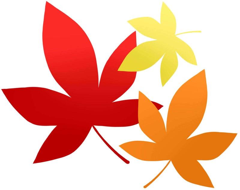 秋の無料ダウンロードイラスト