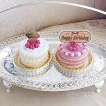 「クッキーdeケーキ…