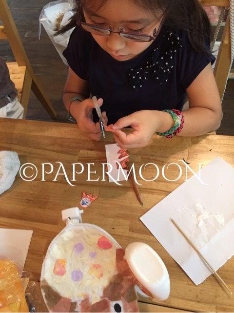 手作りライト教室ペーパームーン東京夏休み自由研究
