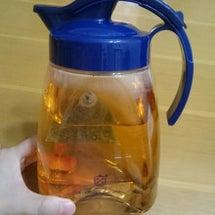 新しい麦茶ポット(σ…