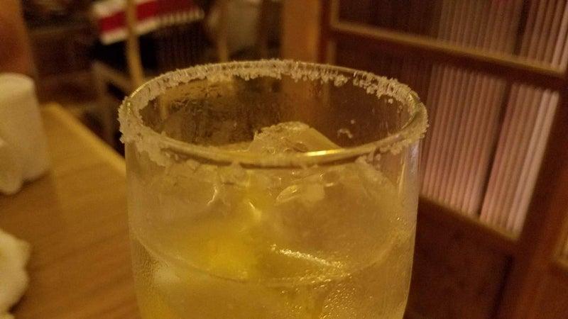 生絞り塩レモンサワー2