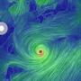 首都圏を巨大な台風が…