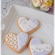 可愛いハートクッキー…
