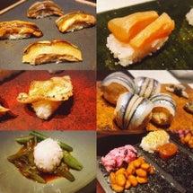 お寿司会食。