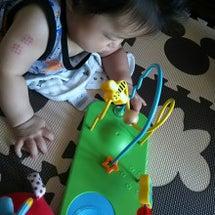 ★おもちゃと離乳食★