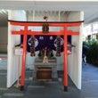 歌舞伎座と歌舞伎稲荷…