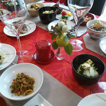 夏 京都料理教室.