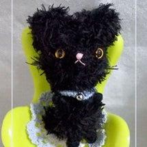 黒猫ちゃん&白玉ちゃ…